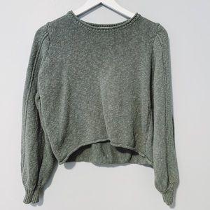 Lovely Blu/Green Knit x Target
